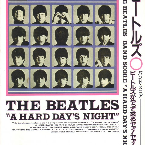beatlesaharddaysnight